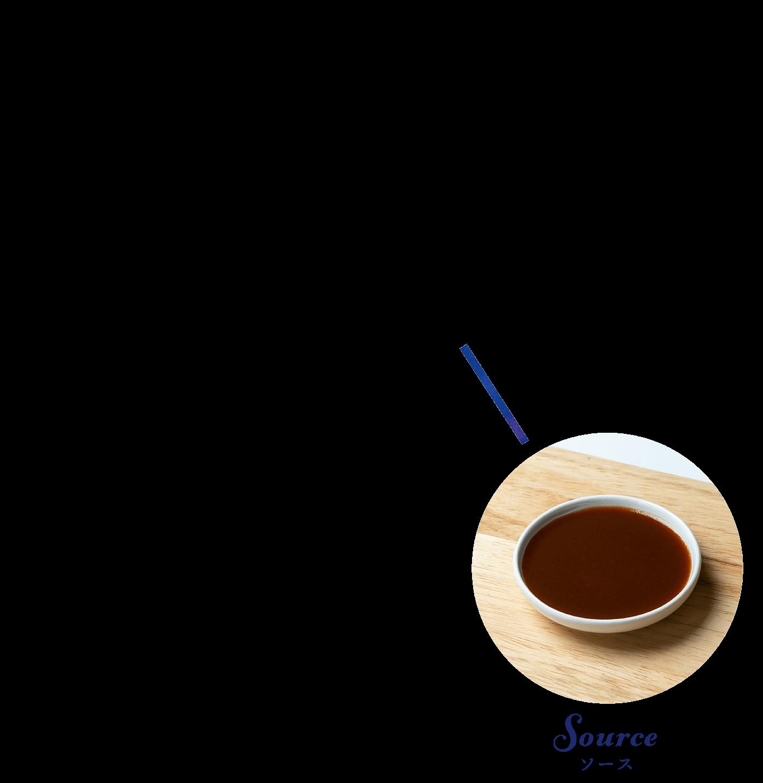 パントンの素材バランス図(部品3)