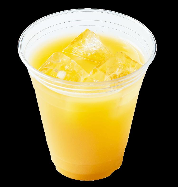 パイナップルジュース(写真)